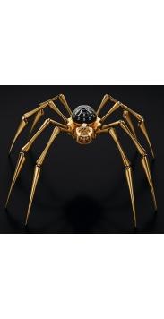 MB&F Arachnophobia gold